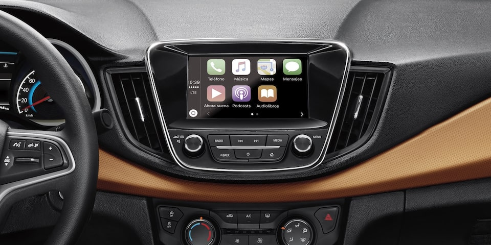 "Cavalier 2020 con pantalla de 7"" USB/BT/Aux/AM/FM y Apple Car Play"